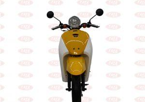Xe tay ga 50cc màu vàng