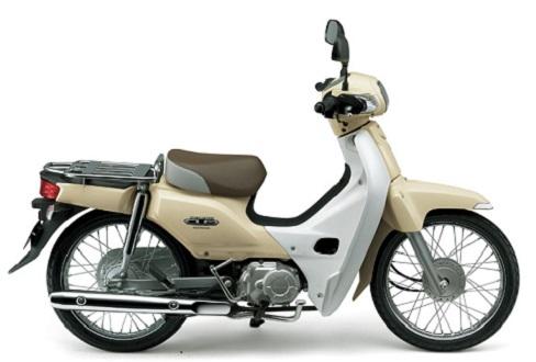 xe máy cub 82 dealim 2016