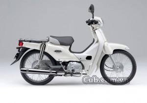 cub 82 2016 màu trắng