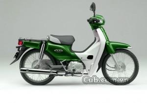 cub 82 2016 màu xanh