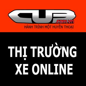 Thị trường xe online